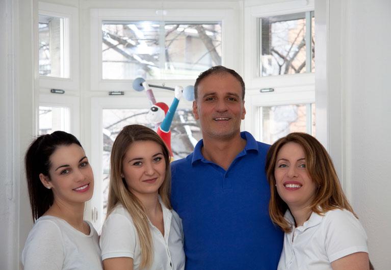 Praxis Bonatesta Team